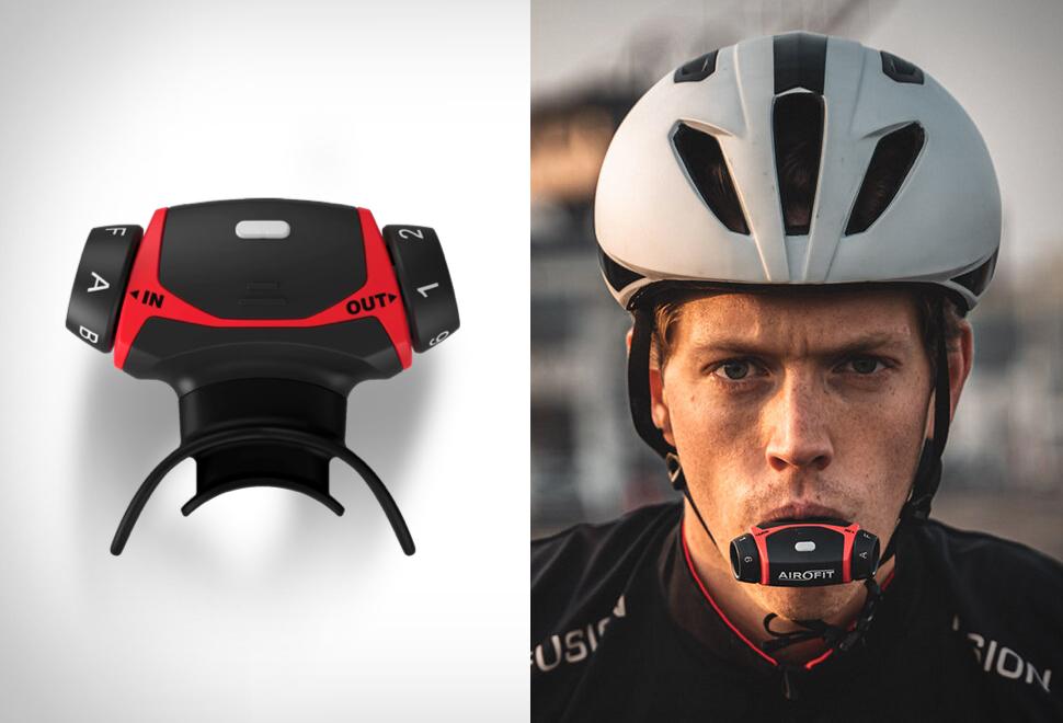 Airofit Smart Breathing Trainer | Image