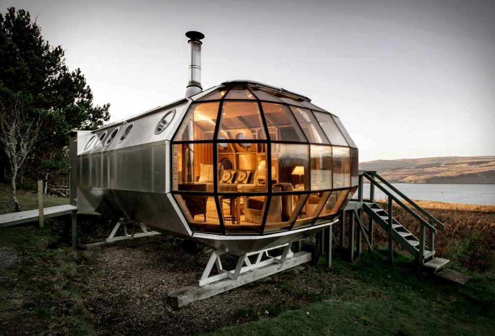 AirShip Cabin | Image