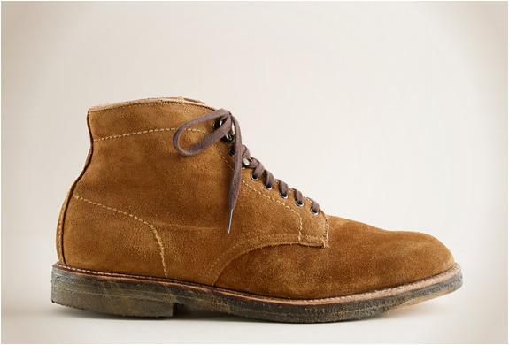 Alden Suede Boots | Image