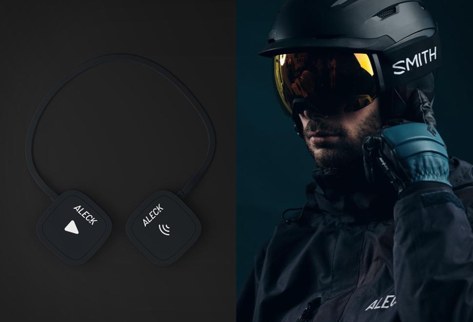 Aleck Helmet Audio & Communication | Image