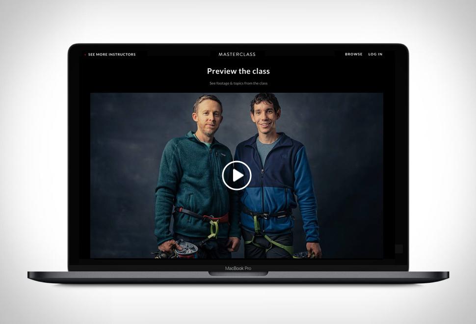 Alex Honnold & Tommy Caldwell Teach Rock Climbing | Image