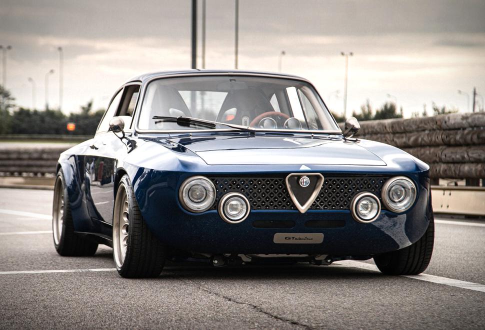 Alfa Romeo Giulia GT Electric | Image