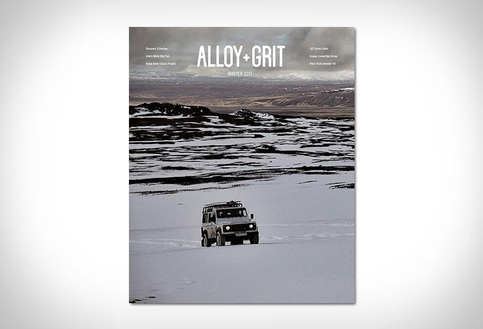Alloy+Grit Magazine | Image