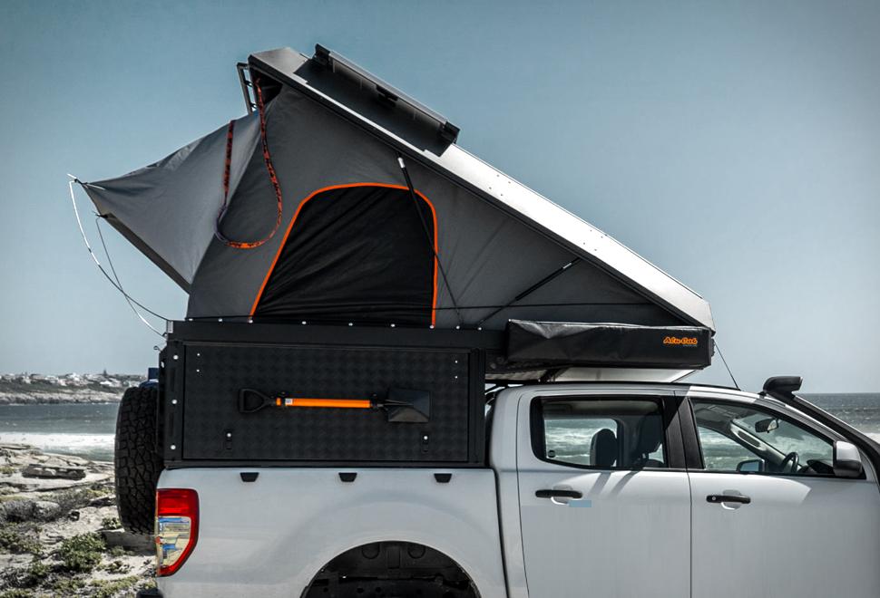 Alu-Cab Canopy Camper | Image
