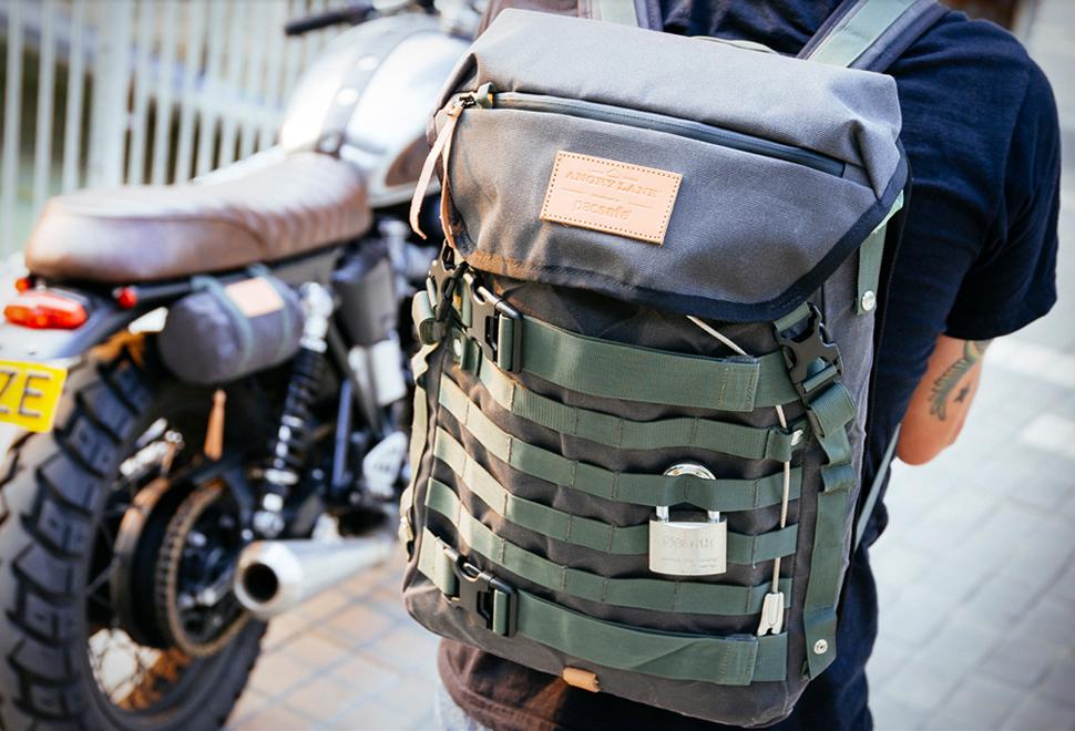Angry Lane Rider Daypack | Image
