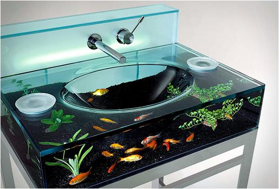 Aquarium Sink | Image