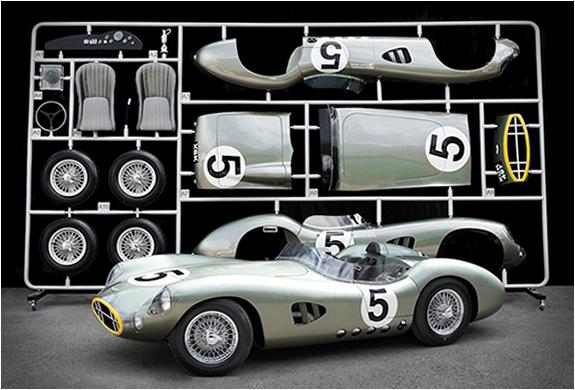 Aston Martin Dbr1 | Life-size Model | Image