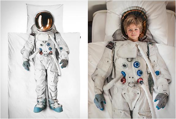 Astronaut Duvet Cover | Image