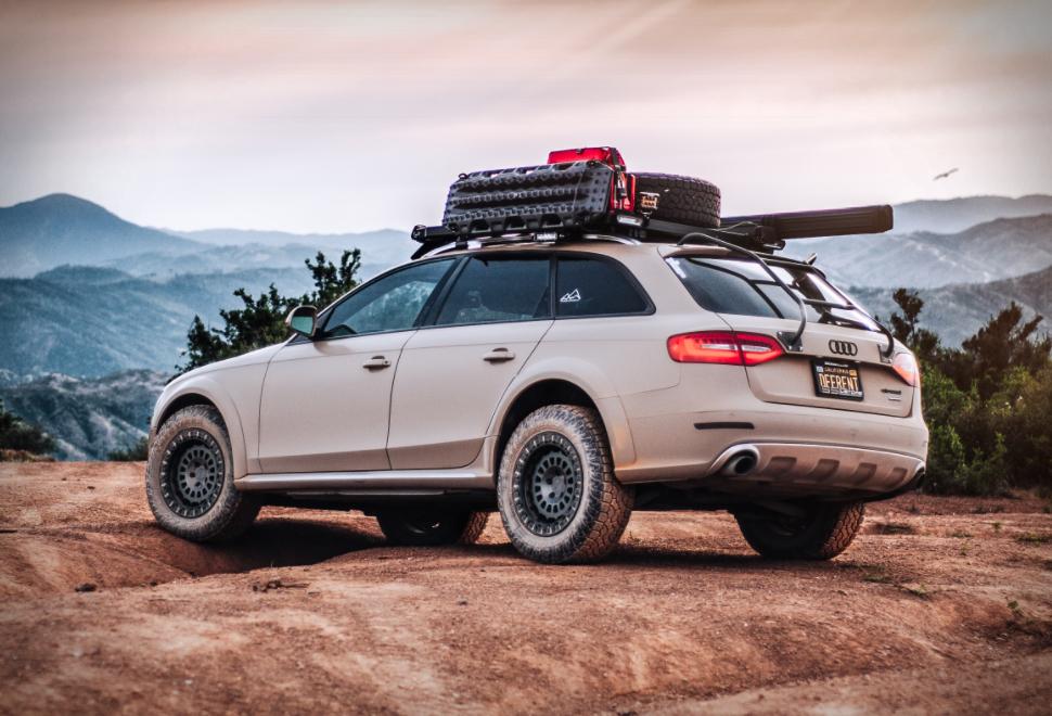 Audi Dffrent Allroad | Image