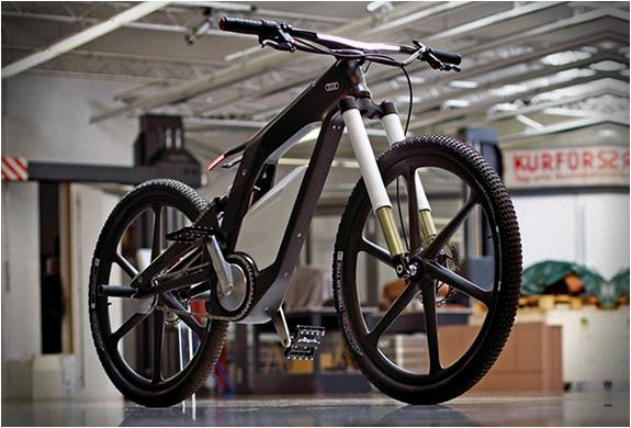 Audi E-bike | Image