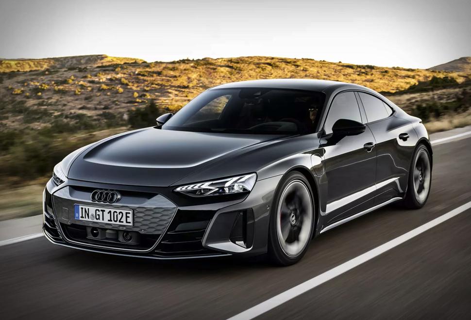 Audi E-Tron GT | Image
