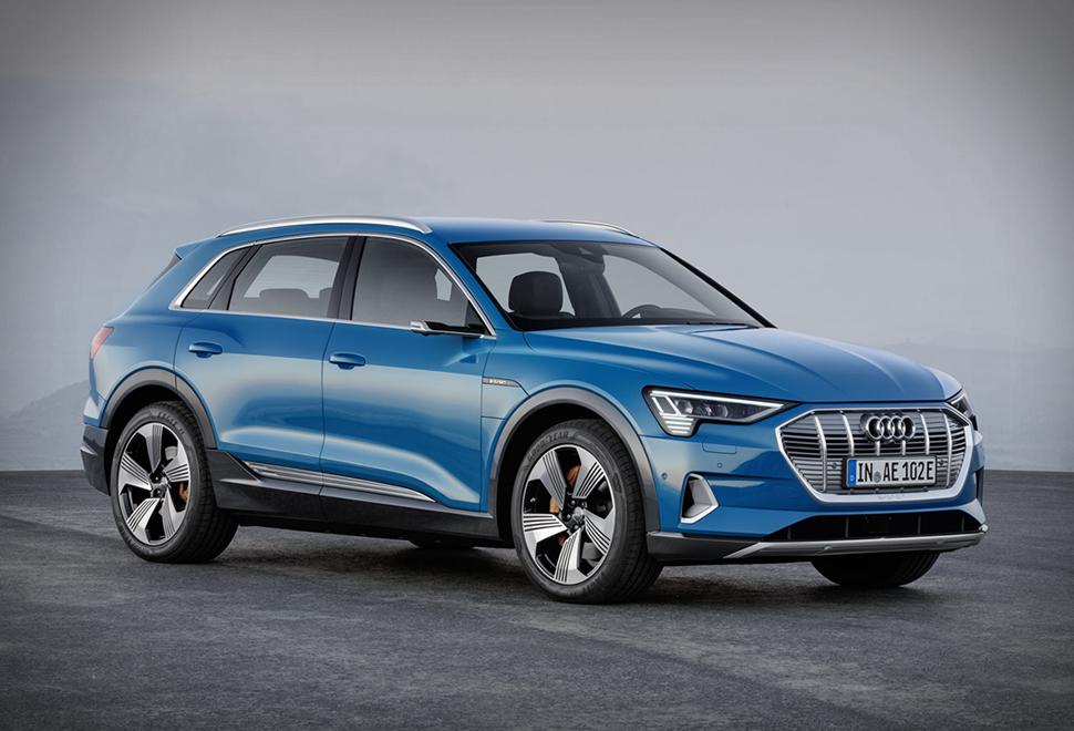 Audi E-Tron | Image