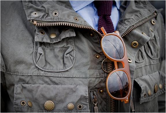 Hodinkee Edition Stelvio Sunglasses | Image