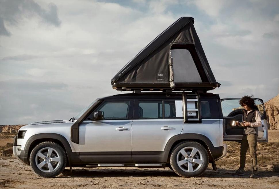Autohome x Land Rover Defender | Image