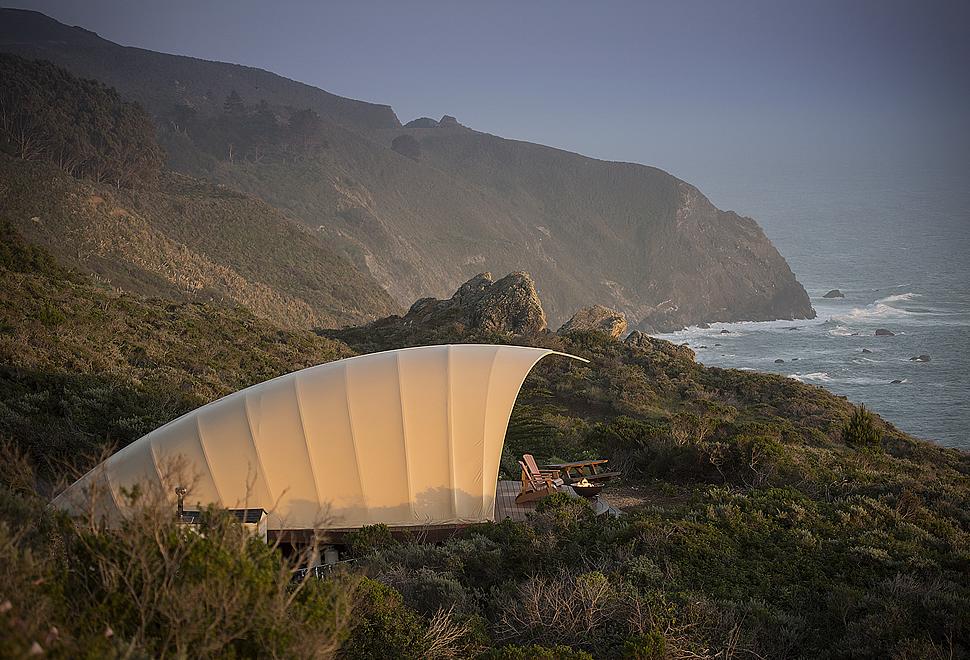 Autonomous Tent Cocoon | Image