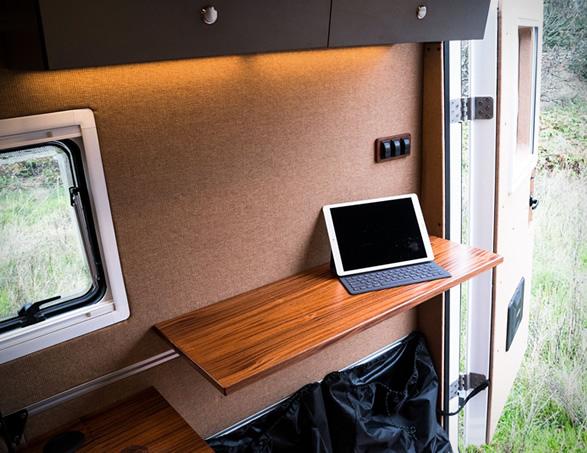 Bahn Custom Camper