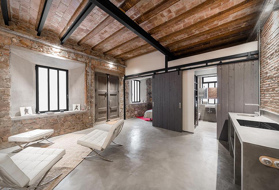 Barcelona Industrial Loft | Image