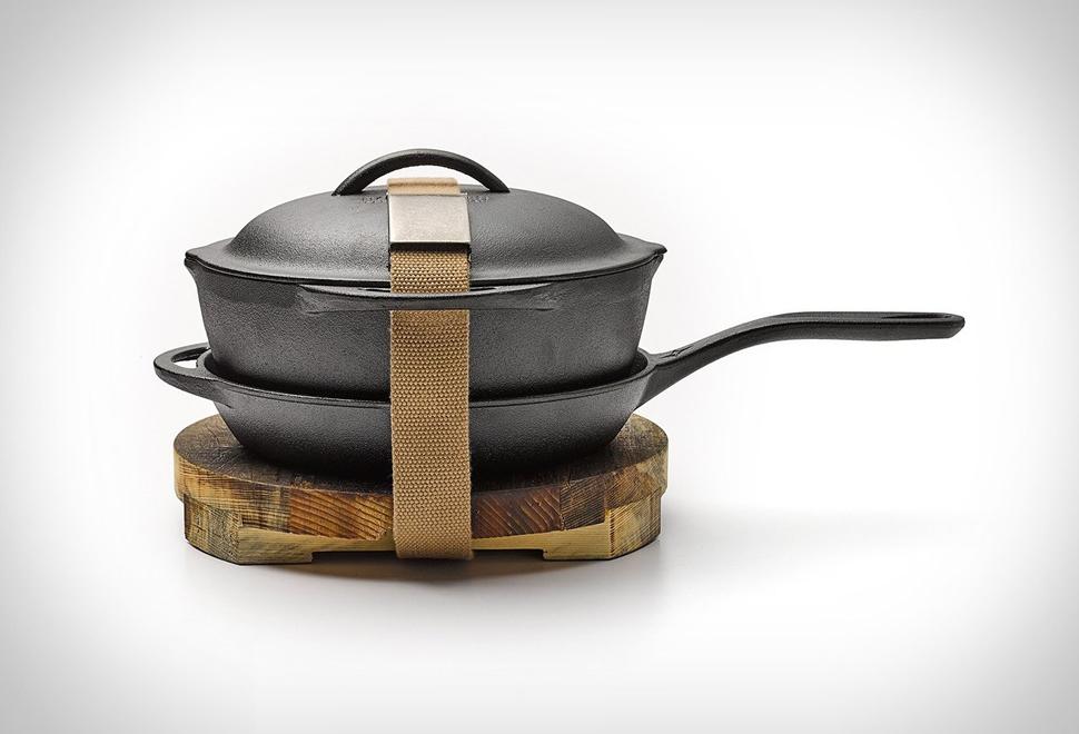 Barebones Cast Iron Kit | Image