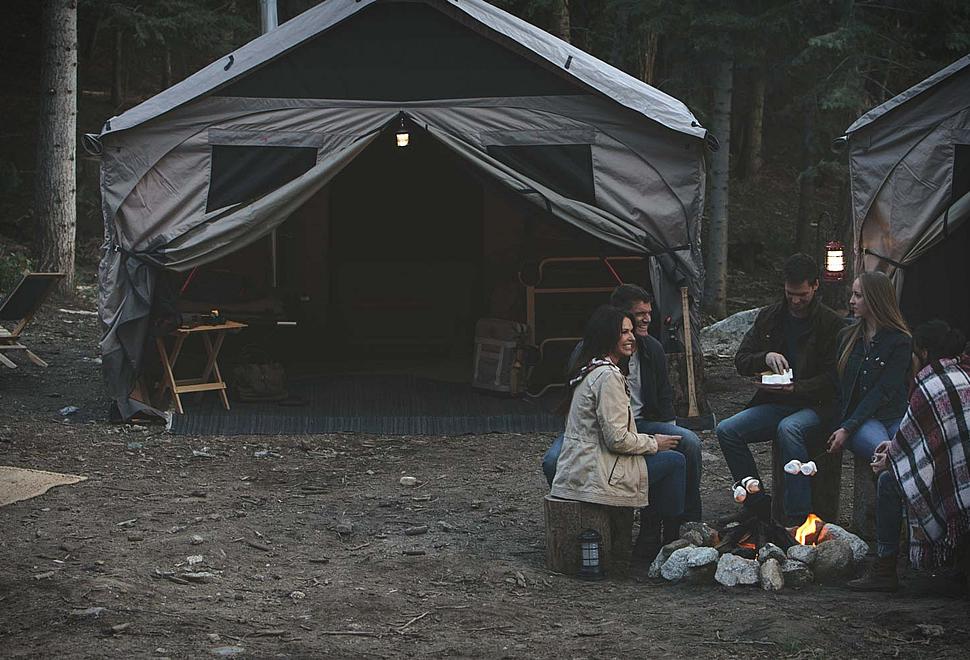 Barebones Lodge Tent | Image