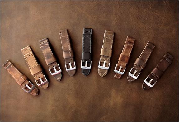 Bas & Lokes Watch Straps | Image