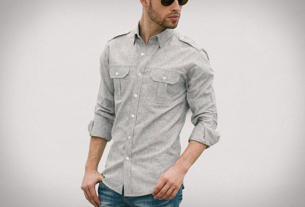 Batch Producer Utility Shirt | Image