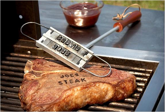 BBQ BRANDING IRON | Image