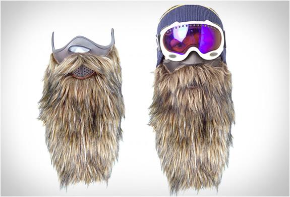 Beardski Ski Mask | Image
