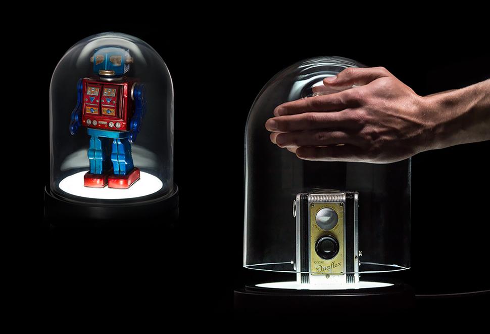 Bell Jar Light | Image