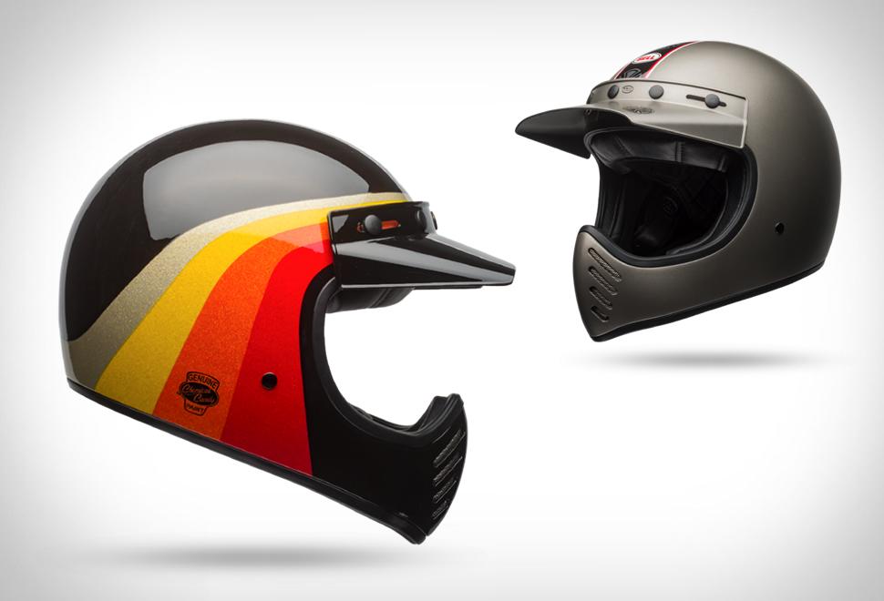 Bell Moto-3 Helmet | Image