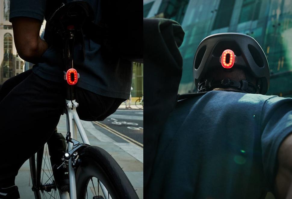 Beryl Pixel Dual Bike Light | Image