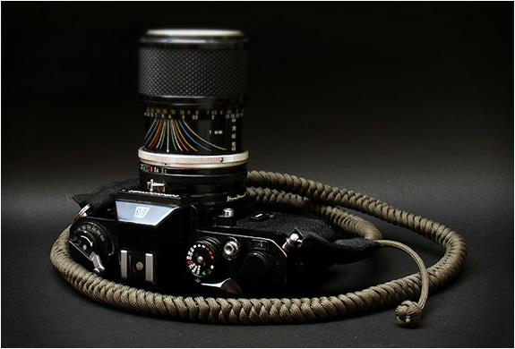 Bespoke Camera Straps | Image