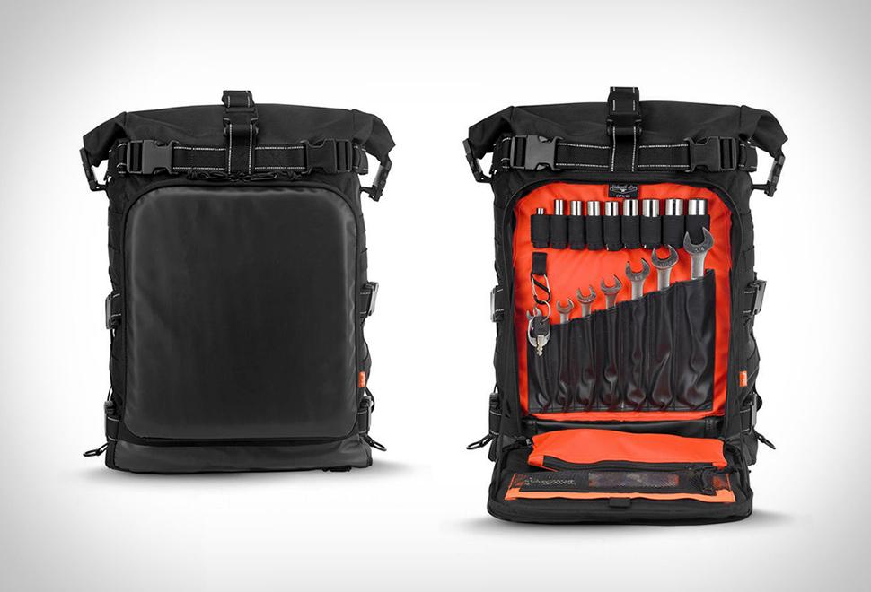 Biltwell Exfil-80 Moto Bag | Image