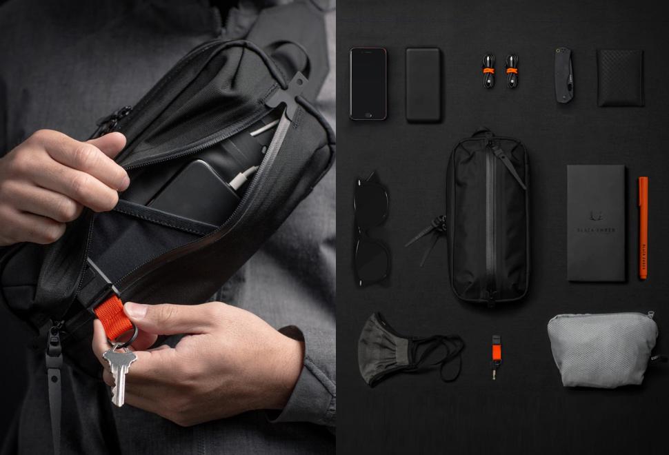Black Ember TKS Sling Pack | Image