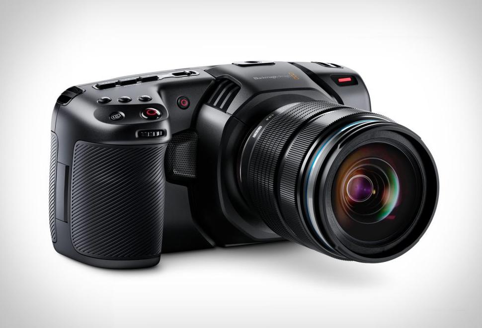Blackmagic Pocket Cinema Camera 4K | Image