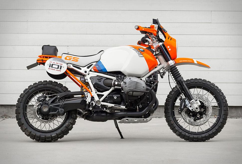 BMW Motorrad Lac Rose | Image