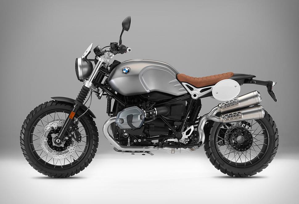 BMW R NINET SCRAMBLER | Image