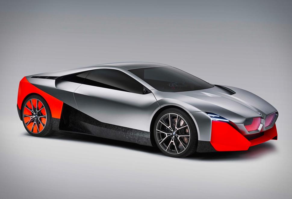 BMW Vision M Next | Image