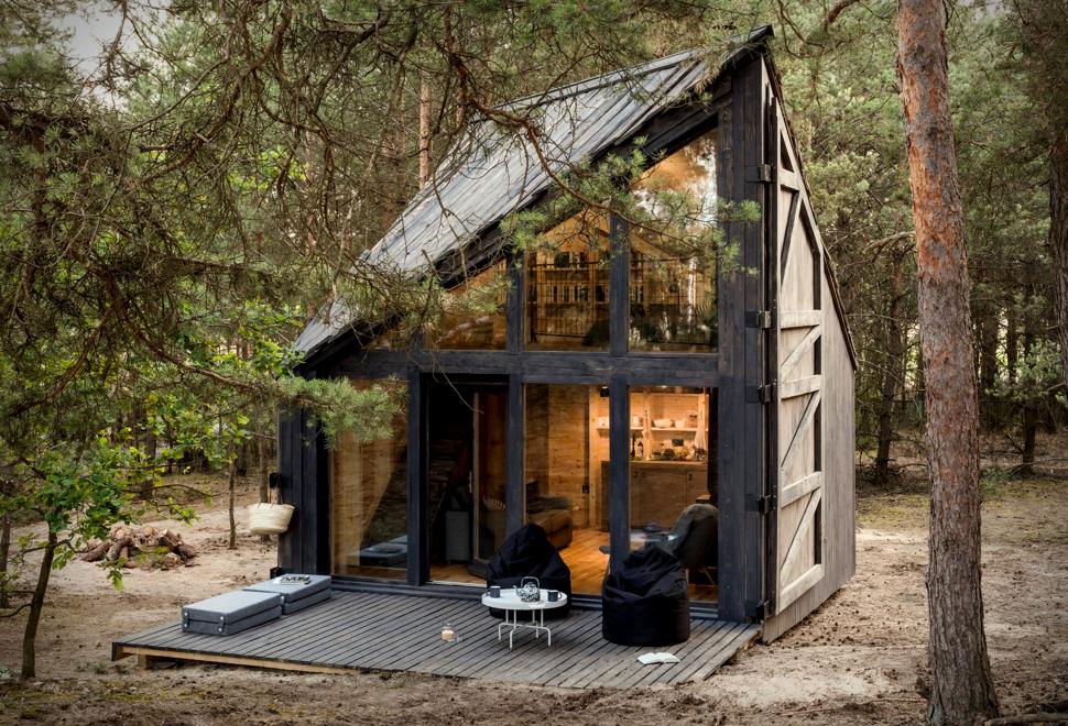 Bookworm Cabin