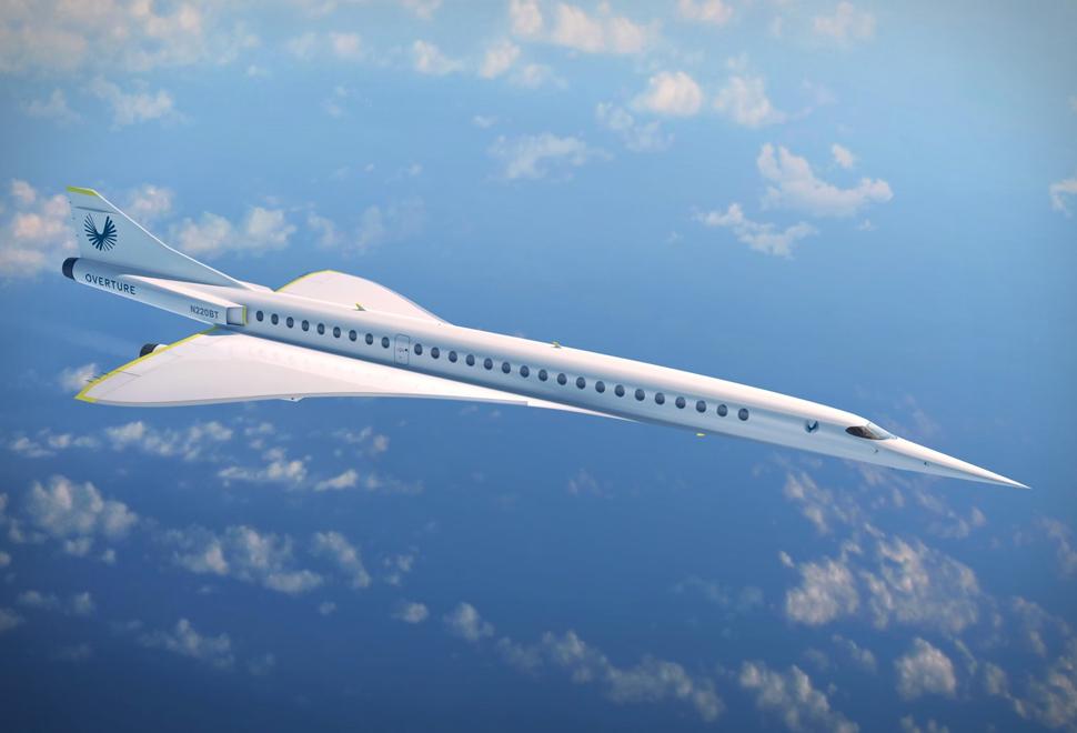 Boom Supersonic Jet | Image