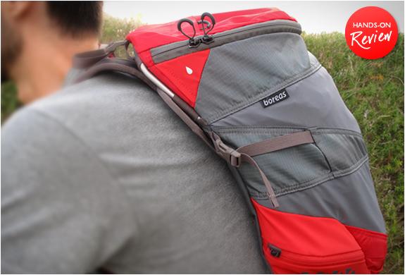 Lagunitas Backpack | By Boreas | Image