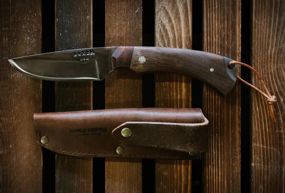BRADLEY MOUNTAIN FIELD KNIFE | Image