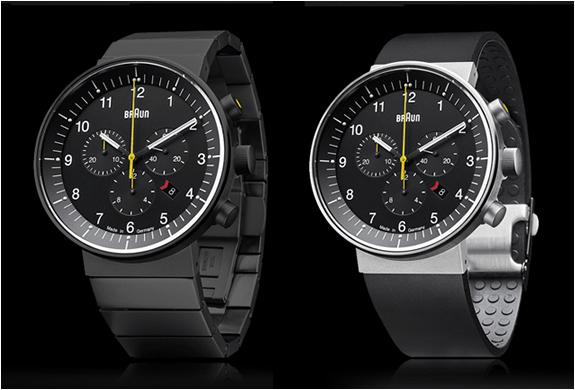 Braun Bn0095 Chrono Watch | Image