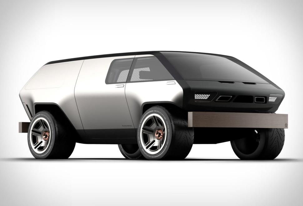 Brubaker Box Minivan | Image