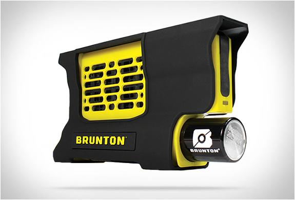 Brunton Hydrogen Reactor | Image