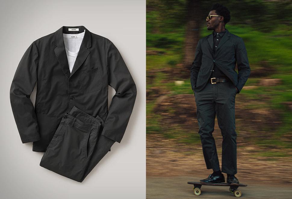 Buck Mason Carry-On Suit | Image