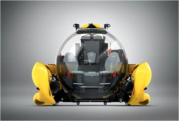 C-explorer 3 Submersible | Image
