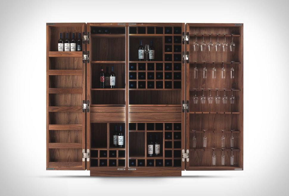 Cambusa Wine Cabinet | Image