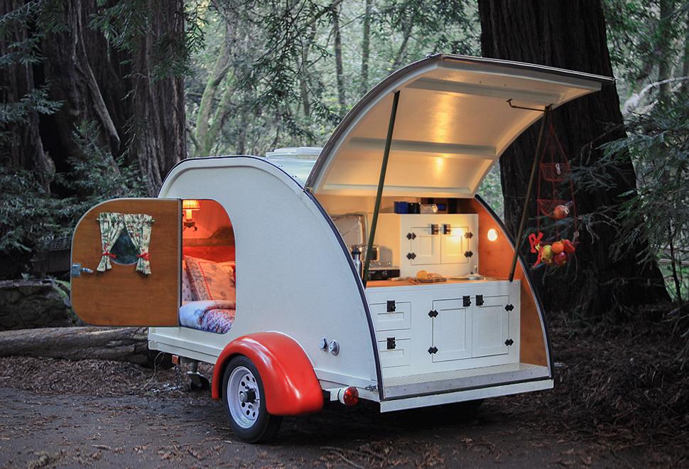 Camp Weathered Teardrop Rentals | Image