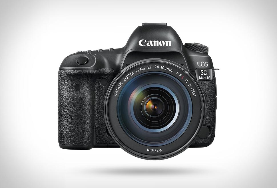 Canon EOS 5D Mark IV | Image