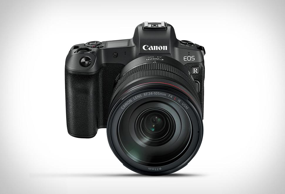Canon EOS R | Image